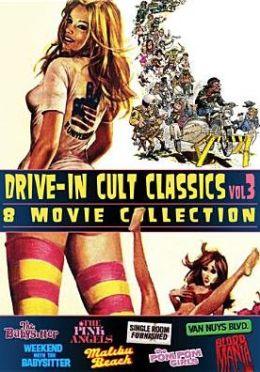 Drive-in Cult Classics, Vol. 3