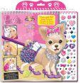 Product Image. Title: Barbie Purr-Fect Pet Portfolio