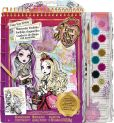 Product Image. Title: Ever After High Watercolor Portfolio