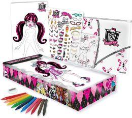 Monster High Travel Light Box