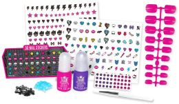 Monster High 3D Nail Design Kit