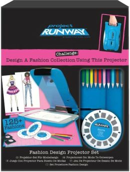 Fashion Angels Project Runway Fashion Projector