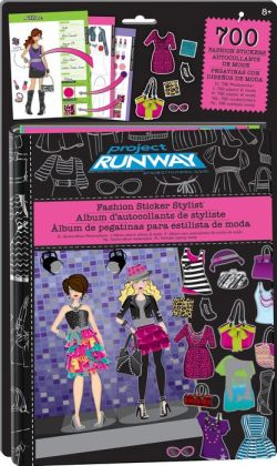 Fashion Angels Project Runway Sticker Stylist