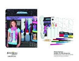 Project Runway Graphic Tie Dye Design Studio