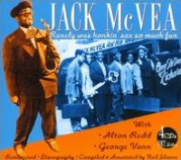 Jack McVea: With Alton Redd and George Vann