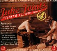 Juke Joints, Vol. 4: That's All Right with Me