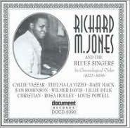 Richard M. Jones & Blues Singers (1923-1938)