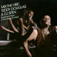Mix the Vibe: Teddy Douglas & DJ Spen