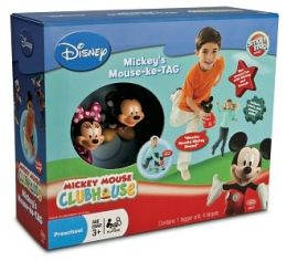 Smart Step Games Mickey's Mouse-ke-TAG