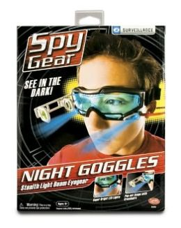 Spy Gear Night Goggles