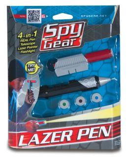 Spy Gear Spy Lazer Pen