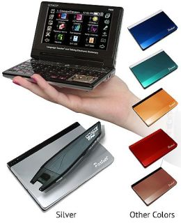ECTACO Deluxe EI900 Italian Talking Electronic Dictionary and Audio PhraseBook with Handheld Scanner