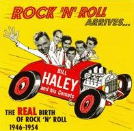 The Real Birth of Rock N Roll Arrives: 1946-1954