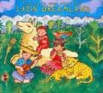 CD Cover Image. Title: Latin Dreamland