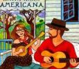 CD Cover Image. Title: Putumayo Presents: Americana, Artist: