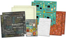 Karen Foster Time To Learn Page Kit 12