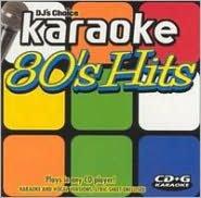 DJ's Choice Karaoke 80's Hits