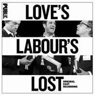 Love's Labour's Lost [Original Cast Recording]