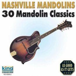 30 Mandolin Classics