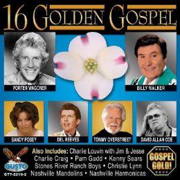 16 Golden Gospel [Gusto]