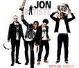 CD Cover Image. Title: Social Music, Artist: Jon Batiste