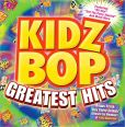 CD Cover Image. Title: Kidz Bop Greatest Hits, Artist: Kidz Bop Kids