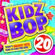 CD Cover Image. Title: Kidz Bop, Vol. 20, Artist: Kidz Bop Kids