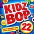 CD Cover Image. Title: Kidz Bop, Vol. 22, Artist: Kidz Bop Kids