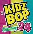 CD Cover Image. Title: Kidz Bop, Vol. 24, Artist: Kidz Bop Kids