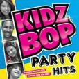 CD Cover Image. Title: Kidz Bop Party Hits!, Artist: Kidz Bop Kids