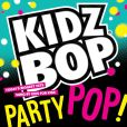CD Cover Image. Title: Kidz Bop Party Pop!, Artist: Kidz Bop Kids