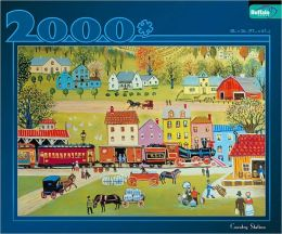 CountryStation2,000PiecePuzzle