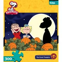Peanuts - The Great Pumpkin: 300 Pcs