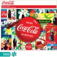 Product Image. Title: Coke 1000 Piece Puzzle Pause & Refresh #11263