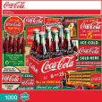 Product Image. Title: Coke 1000 Piece Puzzle- Evergreen #11269