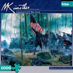 Civil War - Hero of Little Round Top: 1000 Pcs