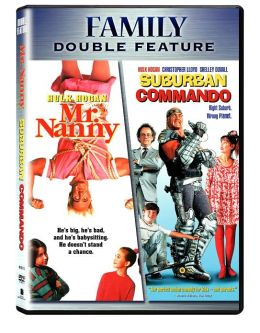 Mr. Nanny/Suburban Commando