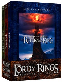 Lord of the Rings Trilogy - Limited Edition