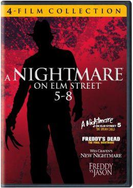 Nightmare on Elm Street 5-8: 4 Film Favorites