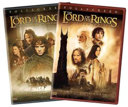 Lord of the Rings: Fellowship of The Ring / Two Towers