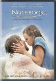 Video/DVD. Title: The Notebook
