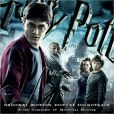 CD Cover Image. Title: Harry Potter and the Half-Blood Prince [Original Motion Picture Soundtrack], Artist: Nicholas Hooper