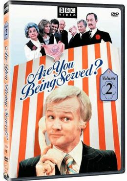 Are You Being Served, Vol. 2