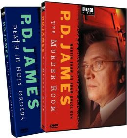 P.d. James: Death in Holy Orders/the Murder Room