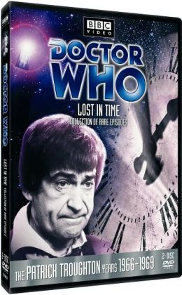 Doctor Who: Lost in Time - the Pactrick Troughton Years 1966-1969