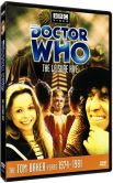 Video/DVD. Title: Doctor Who: Leisure Hive - Episode 110