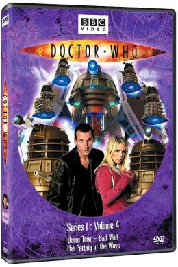 Doctor Who (2005) - The Complete First Series Vol. 4