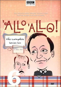 'Allo 'Allo!  - The Complete Sixth Series