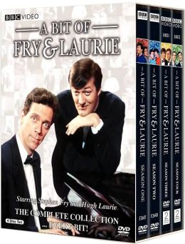 A Bit of Fry & Laurie - The Complete Collection...Every Bit!