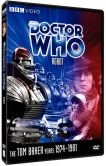 Video/DVD. Title: Doctor Who - Robot - Episode 75